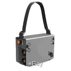 10-200A Mini MMA Electric Welder Portable Arc IGBT Welding Machine 220V Inverter