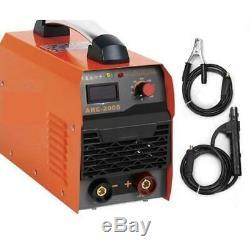 110/220V Stick Inverter Welder Power 200A ARC MMA IGBT Hot Start DC
