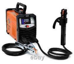 110A Inverter TIG ARC MMA Welder 110A 220V LED LIGT TIG ARC Welding Machine