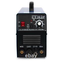 110V/220V CT312 Pilot Arc Plasma Cutter TIG/MMA Welder Welding Machine Hot Sale