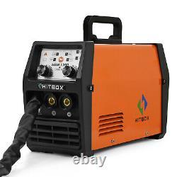 110V 220V MIG Welder LIFT TIG ARC MMA Flux Core Wire Gasless/NoGas MIG Welding