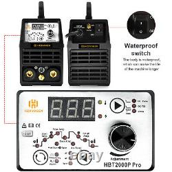 110V/220V Tig Welder Pulse 200A Dual Voltage Arc Stick MMA IGBT Welding Machine