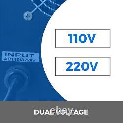 160Amp TIG ARC MMA 2-in-1 Inverter Welder HF ARC Start & Accessories Protable