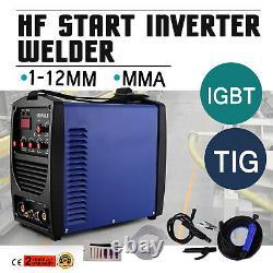 170PULS Welder TIG 170 Amp PULSE HF Inverter MMA ARC Stick Welding Machine IGBT