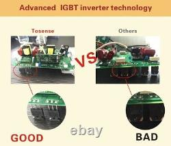 200A IGBT DC MMA ARC TIG Welder Machine Inverter Welding 230V WS200 & Vat New