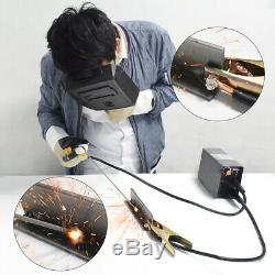 200A Mini MMA ARC Welding Machine IGBT Inverter Handheld Welder 220V Solder Tool