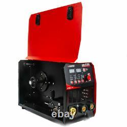 200Amp MIG Welder MMA TIG ARC 3IN1 Gas Wire Portable Welding Machine 220V