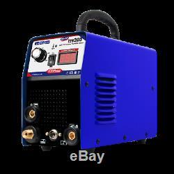 200a Tig/ Mma(arc/stick) 2 In 1 DC Inverter Welder Hf Arc Start + Accessories