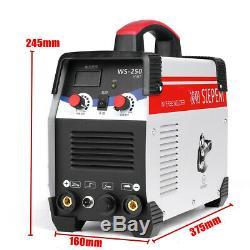 220V 2IN1 250A 7000W TIG / ARC Welder Inverter Stick Welding Machine MMA IGBT