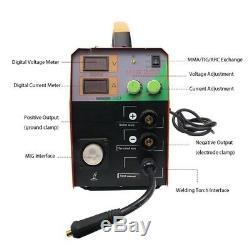 220V 3IN1 Welding Machine 200Amp Inverter Multi-Process TIG MMA/ARC MIG Welder