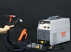 220V ARC Plasma Cutter Welding Machine TIG/MMA 3 In 1 Welder +Accessories