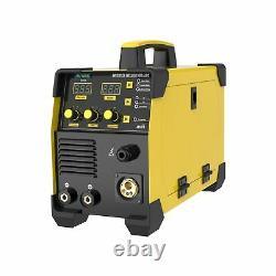 220V Inverter Welder TIG MIG IGBT Welding Machine Portable MMA ARC 160A with Gas