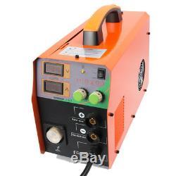 220V MIG Welder MMA TIG ARC 3IN1 200Amp Gas Wire Portable Welding Machine