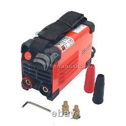 220V Mini MMA Electric Welder Handheld 20-250A Inverter ARC Welding Machine #THZ