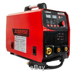 230V MIG Welder MMA TIG ARC 3IN1 Gas Wire Portable 200Amp MIG Welding Machine