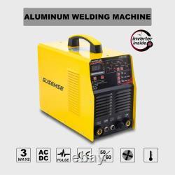 2in1 MMA/TIG Welder 250AMP AC DC Pulse welding machine Aluminium TIG ARC