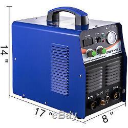 3 In 1 TIG Welder Plasma Cutter CT312 Combo TIG MMA ARC Welder Welding Machine