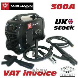 300A Welding Inverter Machine Widmann Professional MMA ARC Welder