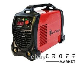 350A Welding Inverter Machine by Macan Tools Germany Professional MMA ARC Welder