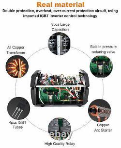4 in 1 Plasma Cutter CT520 50A /200A Tig ARC MMA Welder 220V Welding Machine