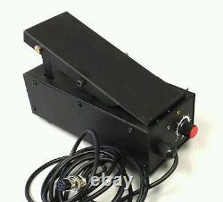 50a Plasma Cutter Pilot Arc Simadre 200a Tig Arc Mma Welder Argon Reg & Ft Pedal