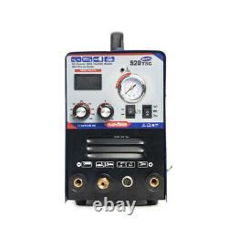 520TSC Plasma Cutter 50 A /200 A Tig Arc Mma Welder 110/220V Metal Clean Cut