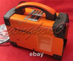 AC 220240V Fit USA use IGBT ZX7-200 DC INVERTER MMA ARC MACHINE manual welder