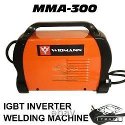 ARC Welder Inverter MMA 240V 300amp DC Portable Stick Welding Machine