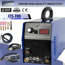 ARC225 ARC/ITS200 TIG MMA Stick DC Interver Welding Welder Machine Combination