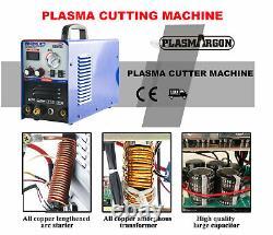 Air Plasma Cutter 520TSC 50 A /200 A HF Tig Arc MMA Welder 110/220V NEW