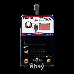 Argon Welder TIG ARC Stick Welder DC IGBT MMA 230V / 200 A /Portable Machine UK