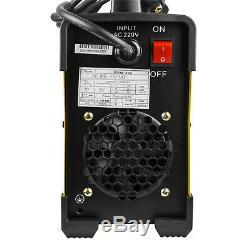 Autool MMA Arc Inverter IGBT Welder 160A Handheld Stick Welding Machine 220V