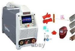 Bi-Power 200 DC Inverter Schweißgerät 200A WIG Lift-Arc/WIG HF/Pulse/MMA VRD 1