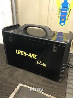 CROS-ARC 250C Elite Multi-Process MIG TIG MMA WELDER