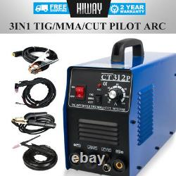 CUT/TIG/MMA Pilot ARC CNC Plasma Cutter Welder Metal Work Tool 110/220v
