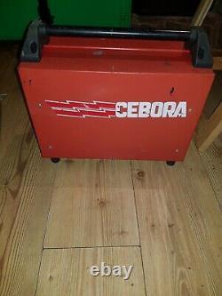 Cebora 1350 Arc Tig Stick MMA Welder 110v 230v Site Plant Stainless Generator