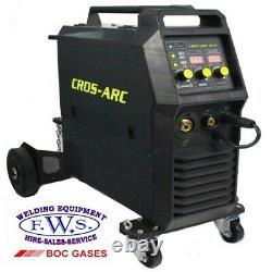 Cros-Arc 201C MIG/MMA Inverter Welder