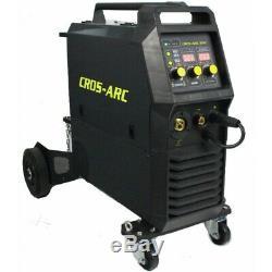 Cros-Arc 201c Professional Inverter MIG & MMA Welder 200amp 230v 1 Phase input
