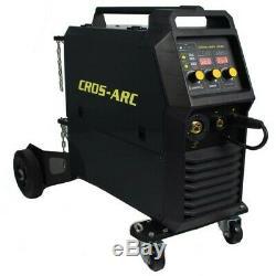 Cros-Arc 291c Professional Inverter MIG & MMA Welder 250amp 230v 1 Phase Input
