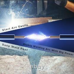 DEKO Inverter Welding Machine Arc Electric 220V MMA DKA-200Y 200A 4.1KVA Welder