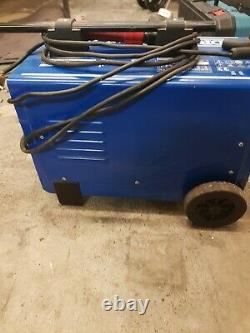 Draper Turbo 160a Mma Arc Stick Welder
