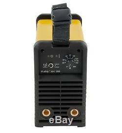 ESAB Buddy ARC 180 Welding Machine 180Amp MMA IGBT Inverter 0700300680 TIG