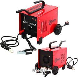 Electric 250AMP MMA Welder 230V Manual Metal Arc Stick Torch Welding Machine UK