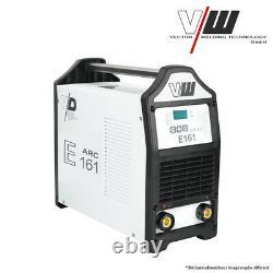 Elektrodenschweißgerät MMA 160A DC Welder IGBT Inverter Lift Arc E161 VECTOR