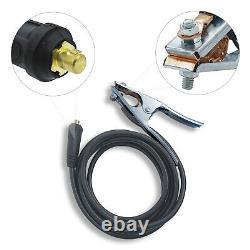 Elektrodenschweißgerät SET MMA Elektrode 200A IGBT mit Zubehör ARC 200K