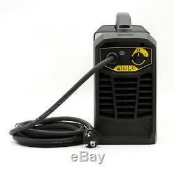 Esab Rogue ES 150i 150Amp Schweißgerät Wechselrichter ARC Elektroden MMA TIG