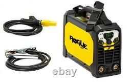 Esab Rogue ES180i PRO ce Inverter 180amp arc MMA/LIFT TIG welder 110V/230V