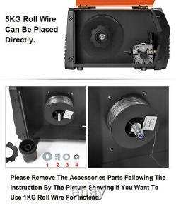 HITBOX 200 Amp MIG/MAG Welder Gas/Gasless MIG LIFT TIG MMA ARC Welding Machine