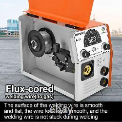 HITBOX 3in1 MIG Welder Inverter Welding Machine180A IGBT ARC MIG MMA TIG Welder