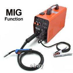 HITBOX MIG Welder MIG250 220V MIG LIFT TIG ARC MMA Welding Machine